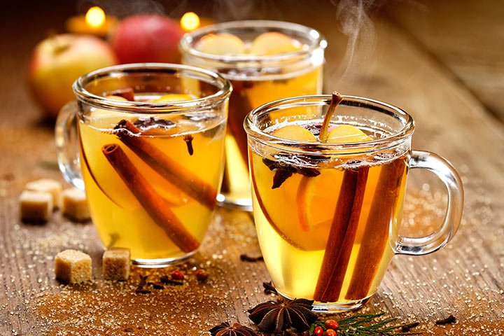 Spiced Cider Punch