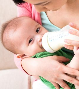 Supplementing Breastfeeding With Formula - Is It Ok