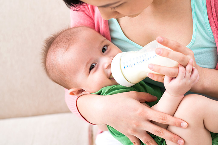 Supplementing Breastfeeding With Formula