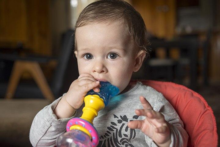 Teething In Toddlers