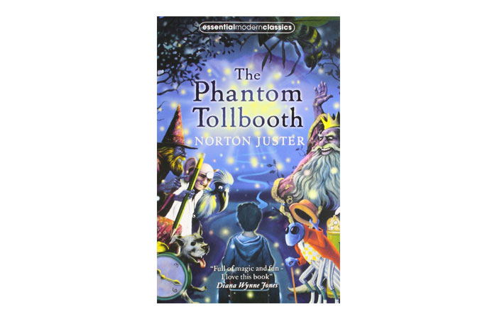 The Phantom Tollbooth by Norton Juster 9