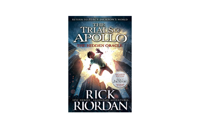 The Trials of Apollo Book 1 The Hidden Oracle by Rick Riordan1