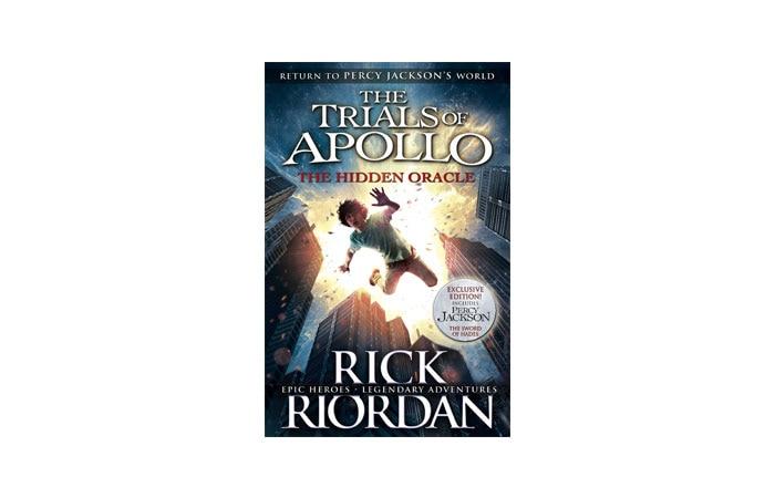 The Trials of Apollo Book 1 The Hidden Oracle by Rick Riordan1