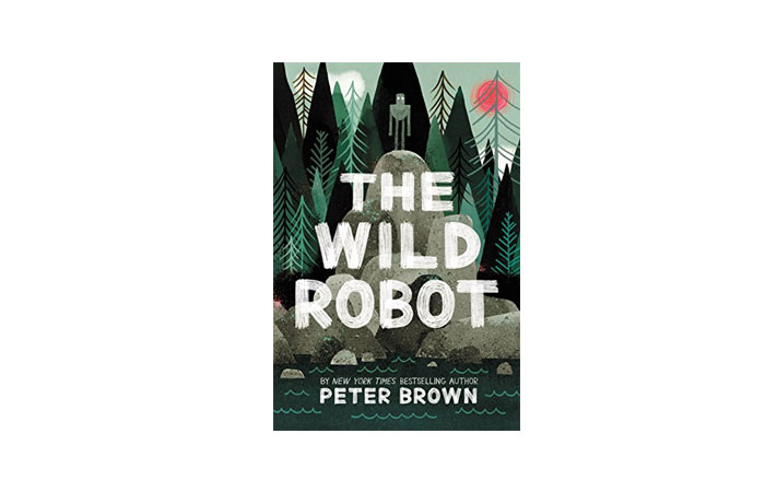 The Wild Robot by Peter Brown 12