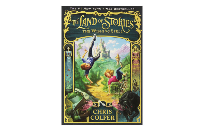 The Wishing Spell by Chris Colfer 14