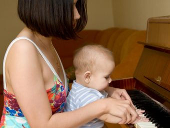6 Amazing Tips To Introduce Your Baby To Music