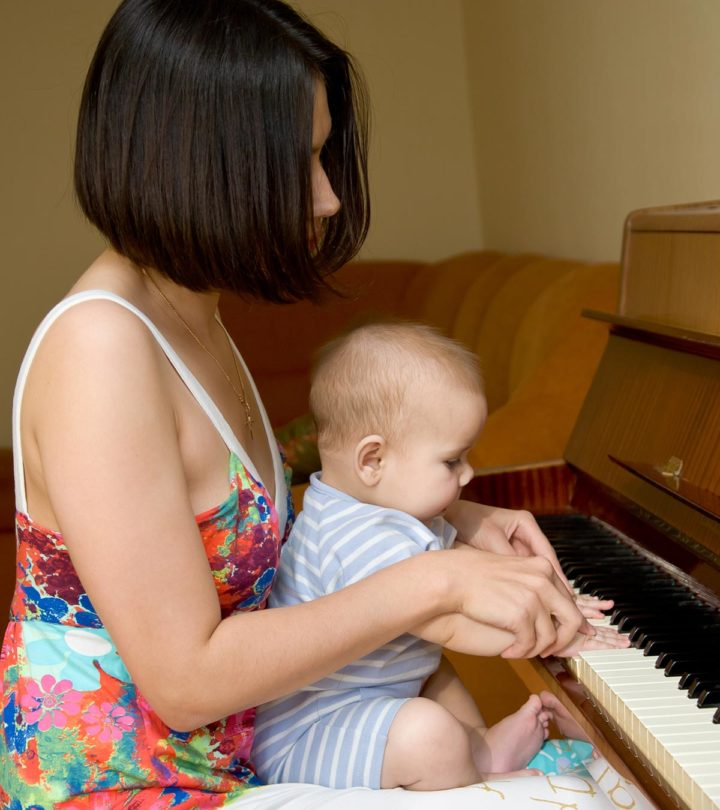 Tips To Introduce Your Baby To Music