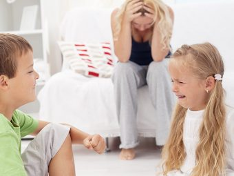6 Effective Tips To Stop Sibling Fighting