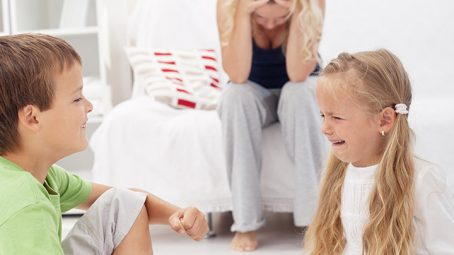 Tips To Stop Sibling Fighting