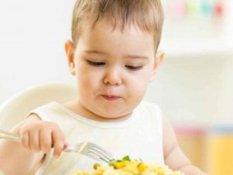 Top 10 Food Ideas For Your 14 Months Baby