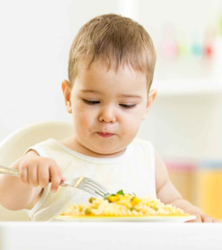 Food Ideas For Your 14 Months Baby
