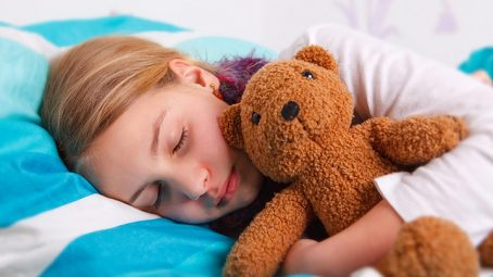 Tricks To Getting Your Child To Sleep In Her Own Bed