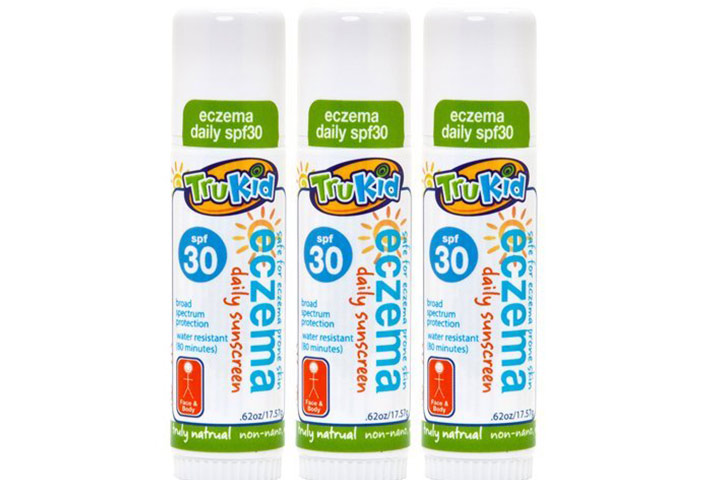 TruKid Eczema Daily Sunscreen
