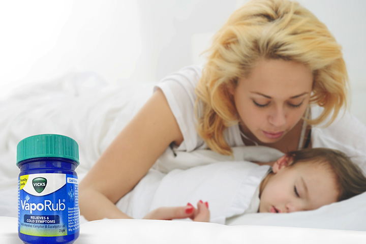 Vicks VapoRub For Kids
