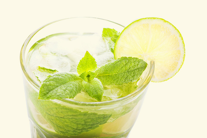 Virgin Mojito Mocktail Recipes Images