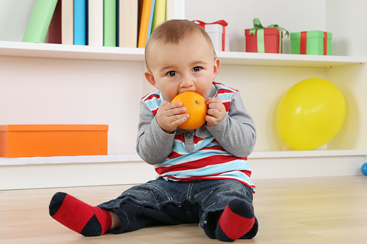 Vitamin C For Babies
