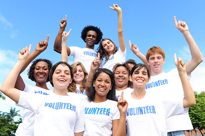 Volunteer At Local Places