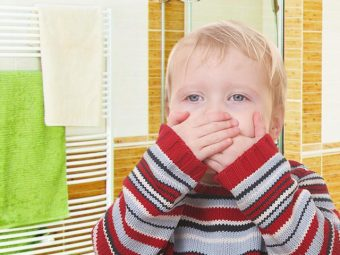 Vomiting In Toddlers: Causes And Preventive Steps