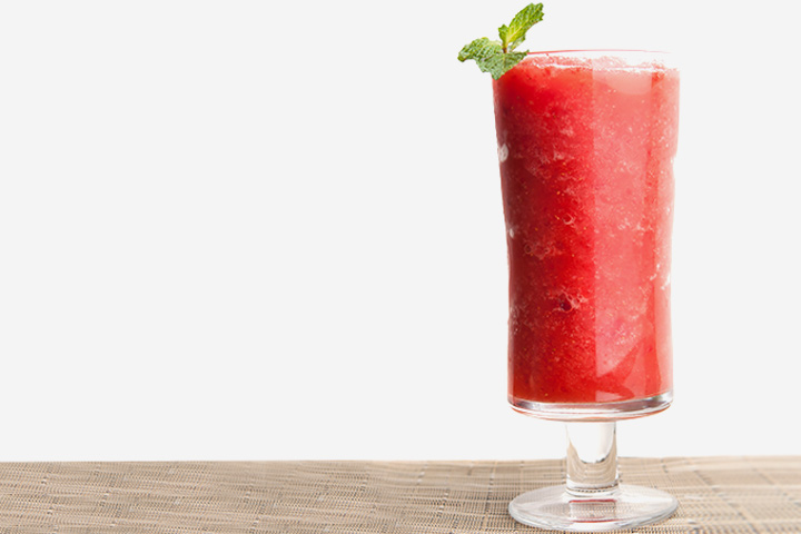 Watermelon Slush Mocktail Recipe Pictures