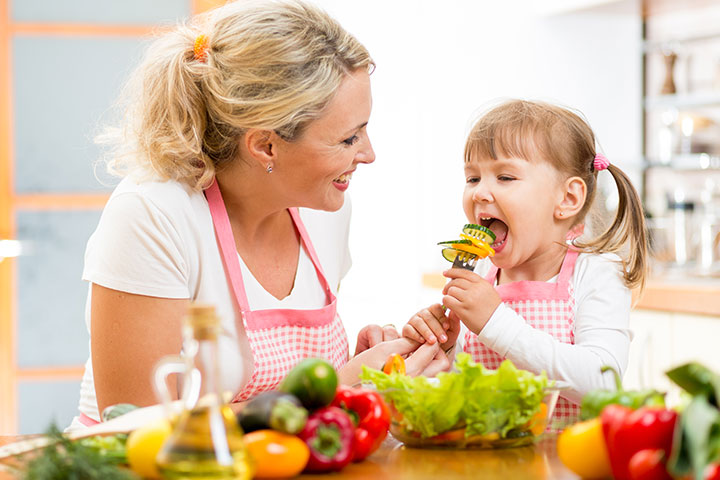Ways To Get Your Toddler To Eat Veggies