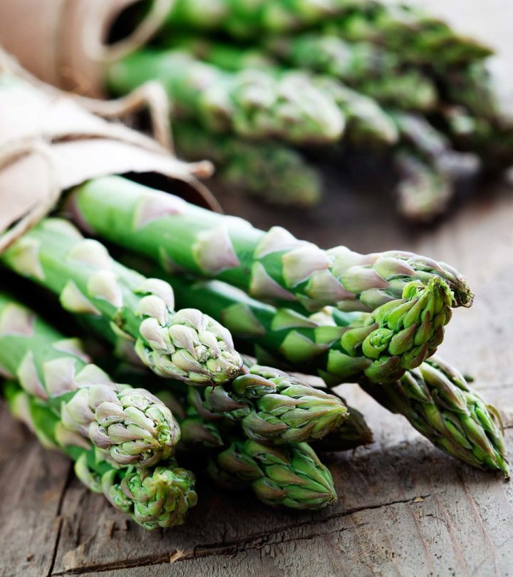 Asparagus To Your Baby