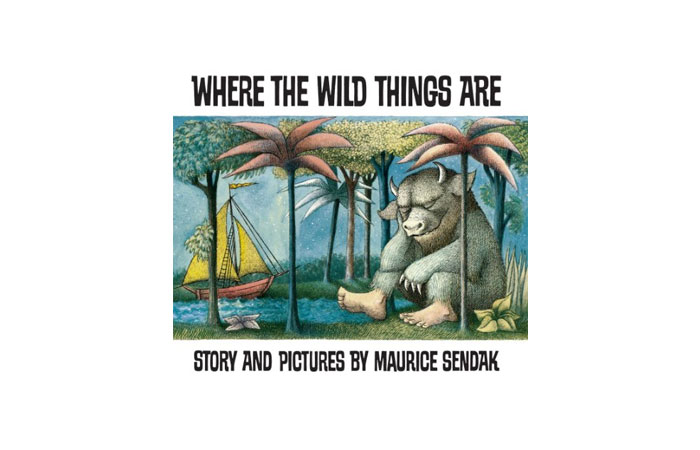 Where the Wild Things Are by Maurice Sendak 7