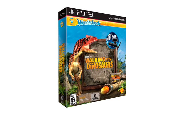 Wonderbook Walking with Dinosaurs 12