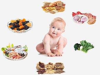 6 Essential Iron Rich Foods For Your Toddler