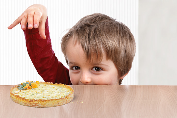 Quiche For Toddlers
