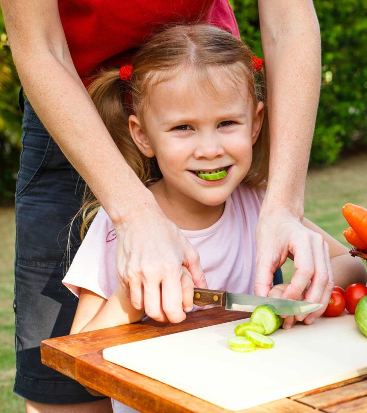 Benefits Of Cucumber For Kids