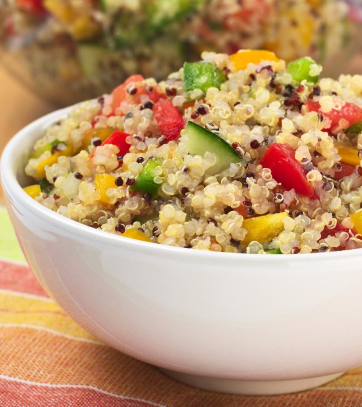 Quinoa Recipes For Toddlers