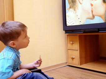 10 Side Effects Of Watching TV On Your Toddler