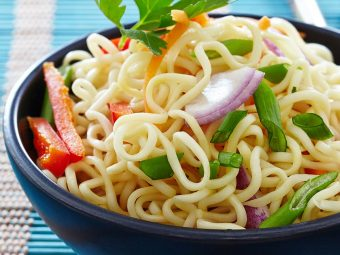 10 Yummilicious Noodle Recipes For Kids