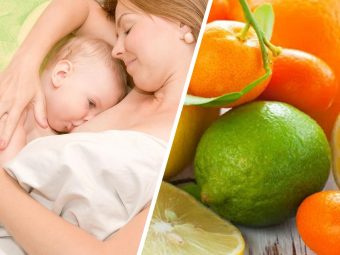 2 Common Fruits You Should Avoid While Breastfeeding