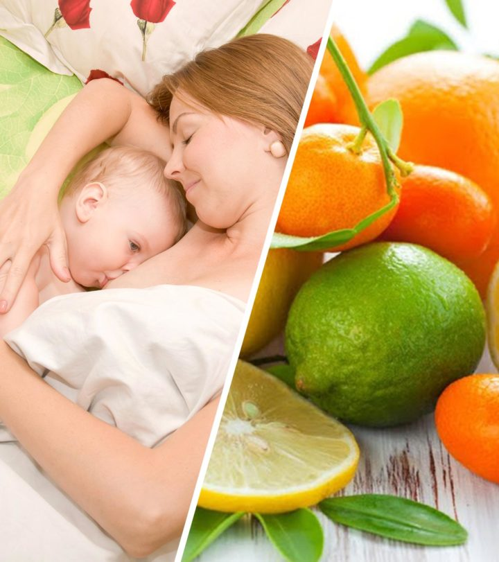 Fruits You Should Avoid While Breastfeeding