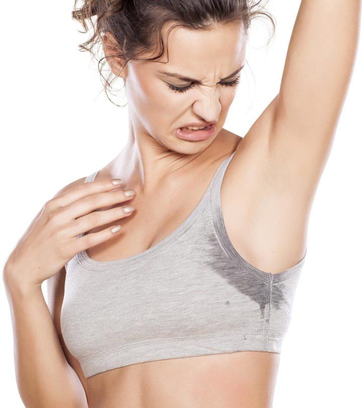Body Odor Problems In Teens