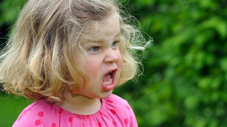 Aggressive Behavior In Your Toddler