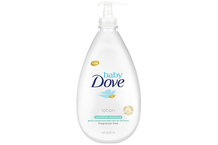 Baby Dove Lotion Sensitive Moisture