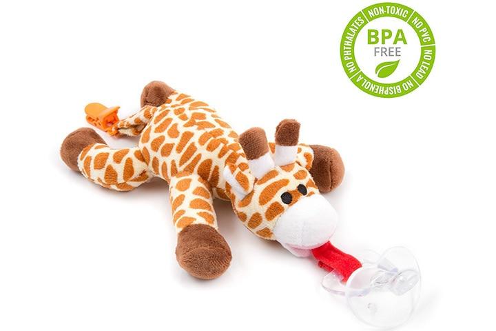 BabyHuggle Giraffe Pacifier