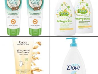 17 Best Baby Lotions To Buy In 2020