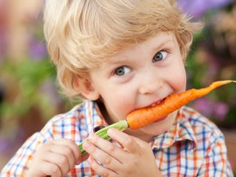 Carrots For Kids - Health Benefits And Interesting Facts
