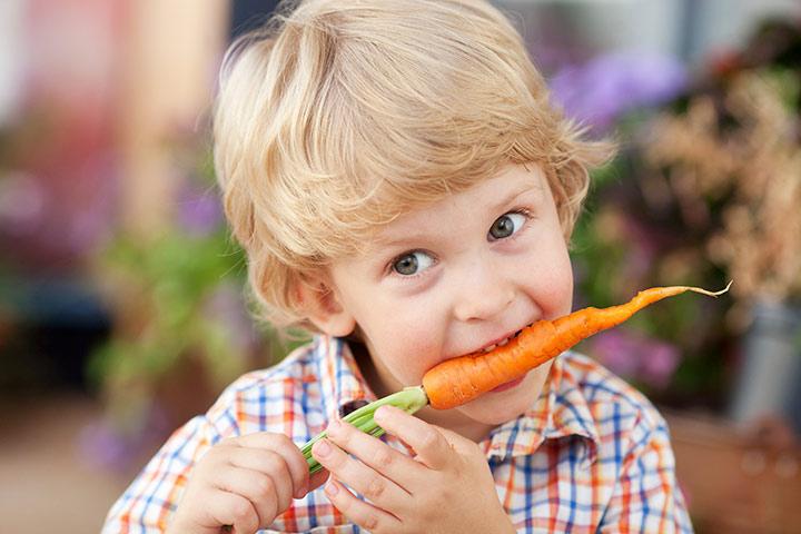 Carrots For Kids