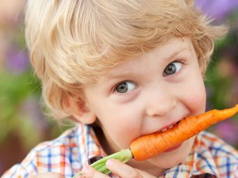 Carrots For Kids: Health Benefits And Interesting Facts