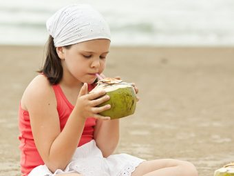 10 Wonderful Health Benefits Of Coconut Water For Kids