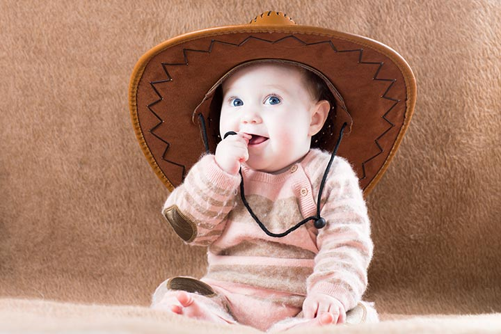 Cowgirl Names For Your Baby Girl