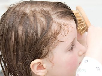 Toddler Dandruff: Why Does It Happen And How To Treat It
