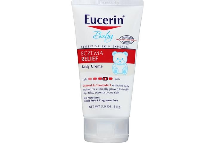 Eucerin Baby Eczema Relief Body Creme