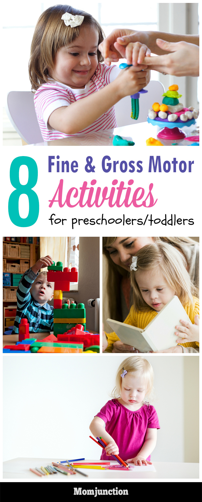 8 Fine And Gross Motor Activities For Toddlers