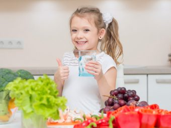 5 Reasons Why You Should Include Fruits And Vegetables In Child's Diet