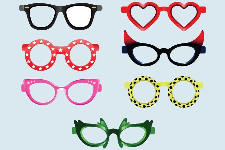 Funny goggles